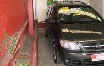 Chevrolet Zafira Elite 2.0 Mpfi 8V Flexpower - Foto #3
