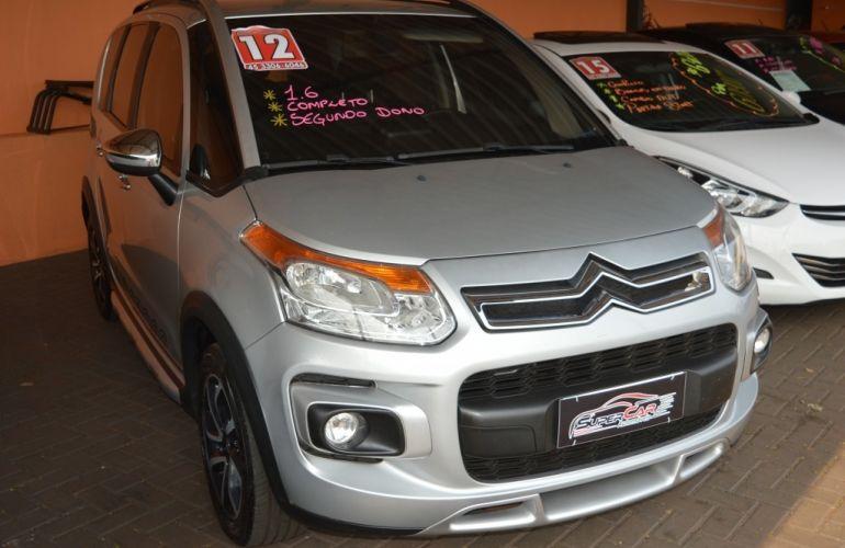Citroën Aircross Exclusive 1.6 16V (flex) - Foto #2