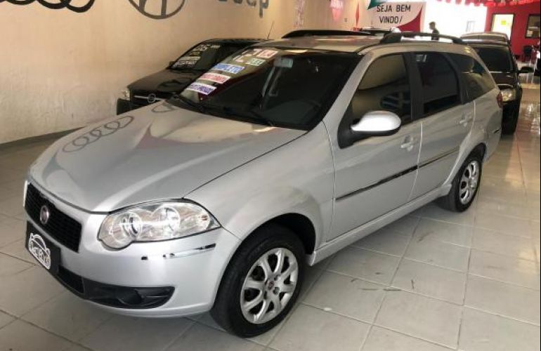 Fiat Palio Weekend Attractive 1.4 8V (Flex) - Foto #1