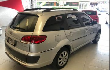 Fiat Palio Weekend Attractive 1.4 8V (Flex) - Foto #3