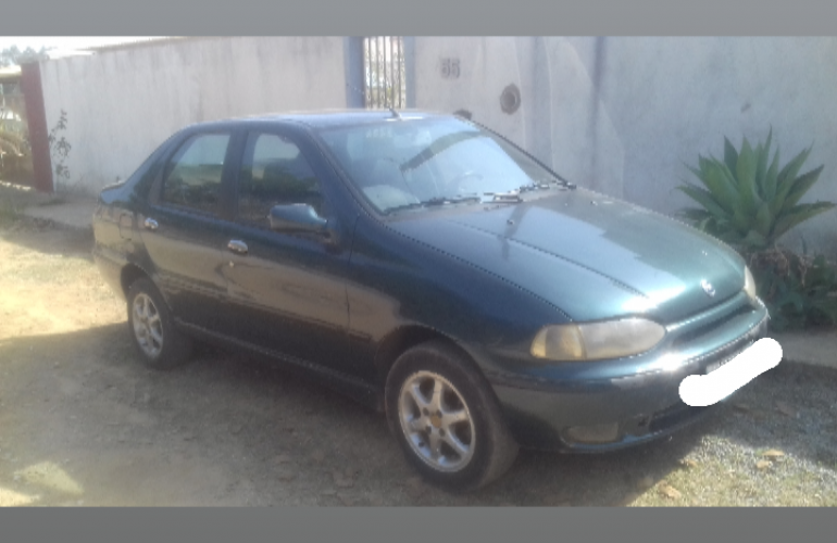Fiat Siena EL 1.6 MPi - Foto #1
