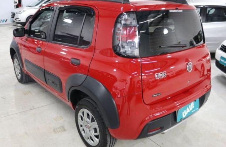 Fiat Uno Way 1.0 8V Flex - Foto #5