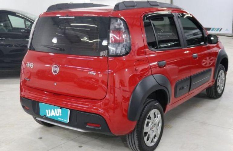 Fiat Uno Way 1.0 8V Flex - Foto #6