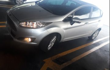 Ford New Fiesta SE 1.6 16V PowerShift - Foto #8