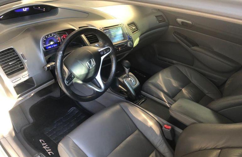 Honda New Civic LXL 1.8 16V i-VTEC (Aut) (Flex) - Foto #7