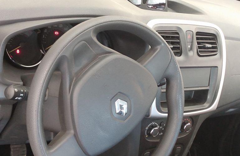 Renault Sandero Authentique 1.0 12V SCe (Flex) - Foto #7