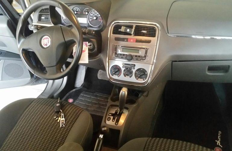 Fiat Punto Essence 1.8 16V Dualogic (Flex) - Foto #8