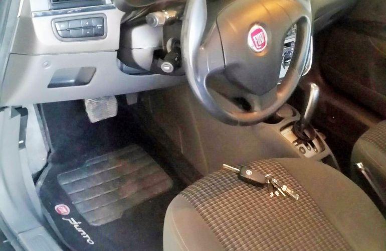 Fiat Punto Essence 1.8 16V Dualogic (Flex) - Foto #10