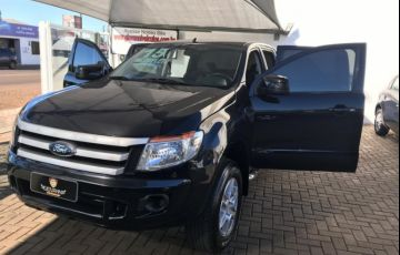Ford Ranger 2.5 Flex 4x2 CD XLS - Foto #1