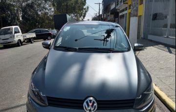 Volkswagen Fox 1.6 MSI Trendline (Flex) - Foto #6