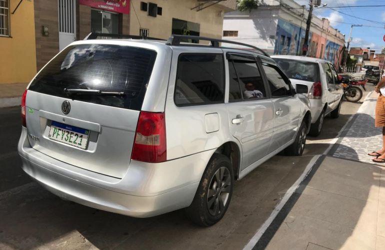 Volkswagen Parati 1.6 G4 (Flex) - Foto #4