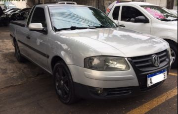 Volkswagen Saveiro SuperSurf 1.8 MI (Flex)