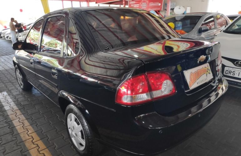 Chevrolet Classic LS VHC E 1.0 (Flex) - Foto #4