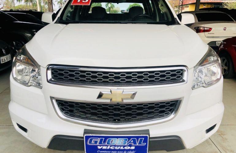 Chevrolet S10 2.4 LT 4x2 (Cab Dupla) (Flex) - Foto #1
