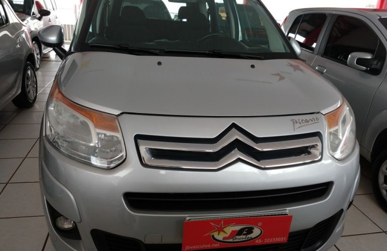 Citroën C3 Picasso GLX BVA 1.6 16V (Flex) (Aut) - Foto #1