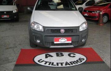 Fiat Strada Hard Working Cabine Estendida 1.4 EVO Flex