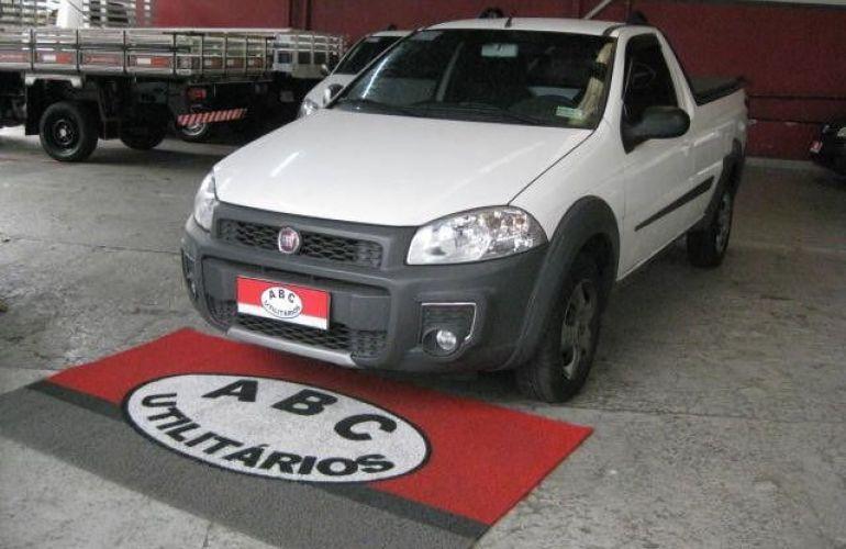 Fiat Strada Hard Working 1.4 EVO Flex - Foto #2