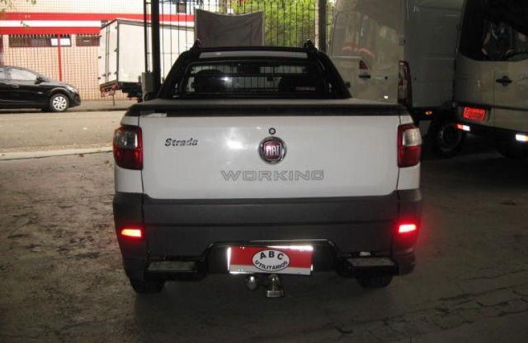 Fiat Strada Hard Working 1.4 EVO Flex - Foto #6