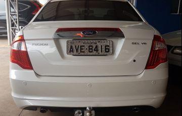 Ford Fusion 3.0 V6 SEL FWD - Foto #2