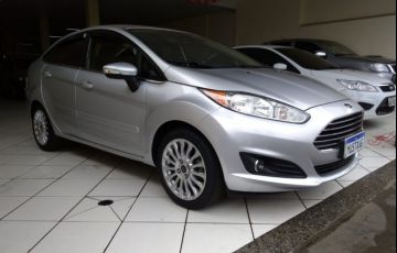 Ford New Fiesta Sedan 1.6 Titanium (Flex)