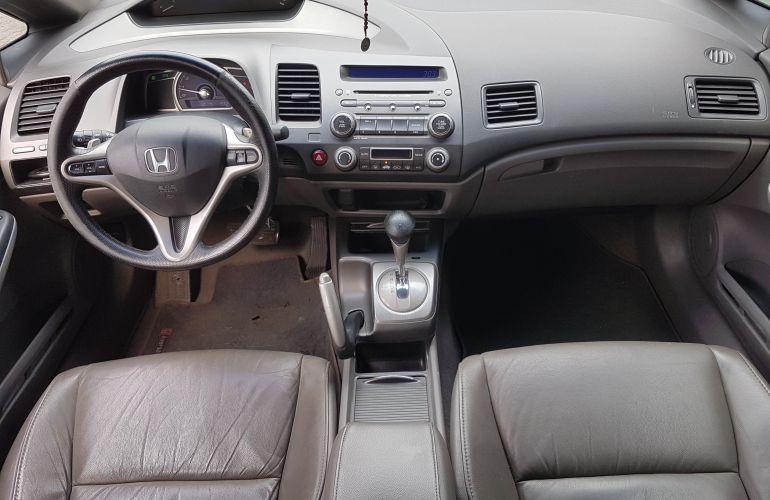 Honda New Civic EXS 1.8 16V (Aut) (Flex) - Foto #3