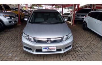 Honda New Civic LXS 1.8 (Aut) (Flex) - Foto #3