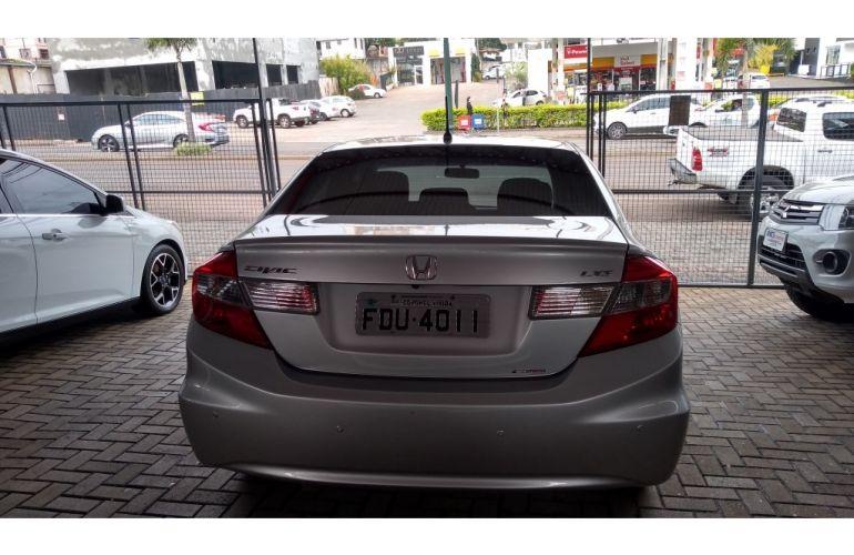 Honda New Civic LXS 1.8 (Aut) (Flex) - Foto #5