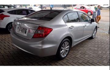Honda New Civic LXS 1.8 (Aut) (Flex) - Foto #6