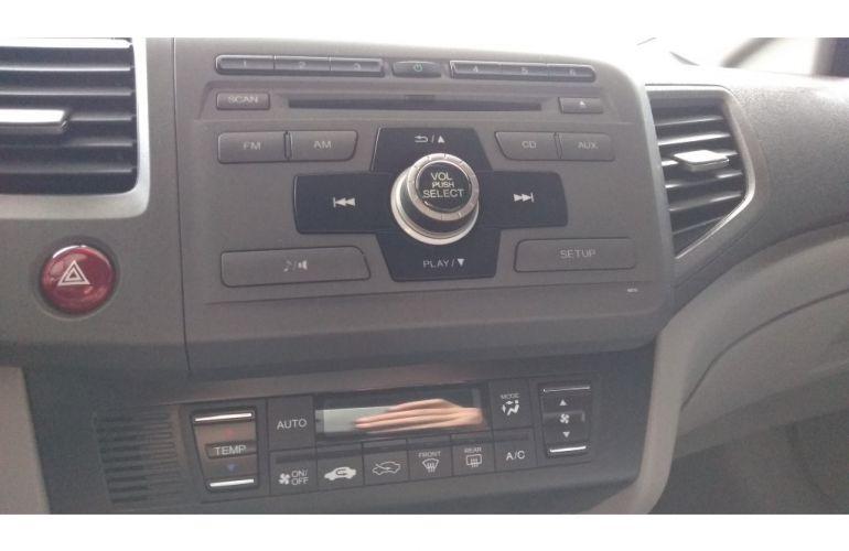 Honda New Civic LXS 1.8 (Aut) (Flex) - Foto #8