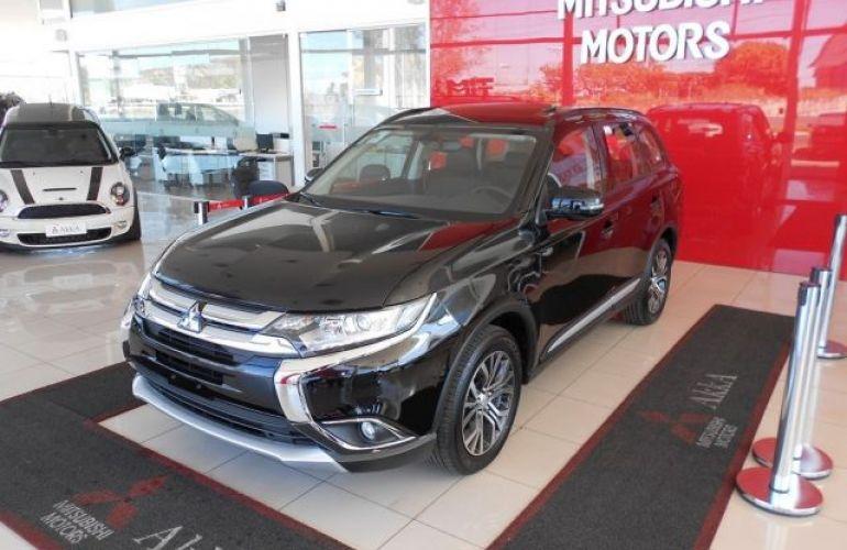 Mitsubishi Outlander GLS 2.0 CVT