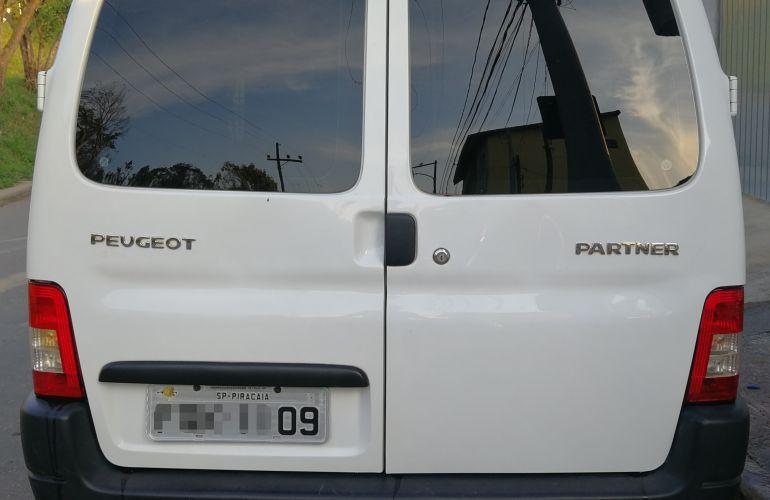 Peugeot Partner Furgão Porta Lateral 1.6 16V (Flex) - Foto #5