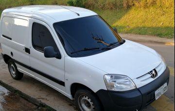 Peugeot Partner Furgão Porta Lateral 1.6 16V (Flex) - Foto #9