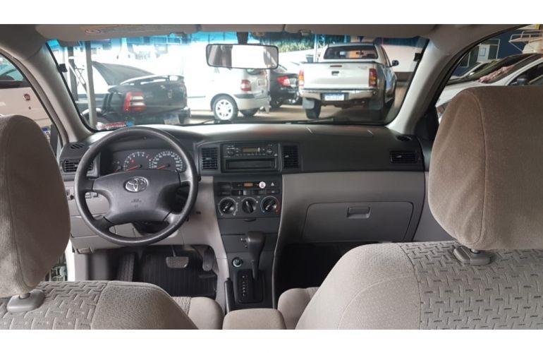 Toyota Corolla Sedan XLi 1.6 16V - Foto #6