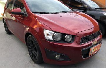 Chevrolet Sonic Hatch LTZ (Aut) - Foto #2