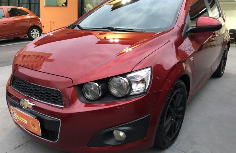 Chevrolet Sonic Hatch LTZ (Aut) - Foto #3