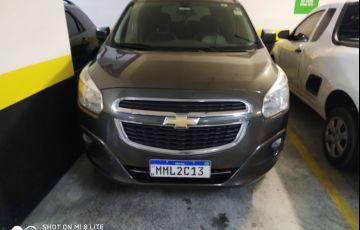 Chevrolet Spin LT 5S 1.8 (Aut) (Flex) - Foto #3