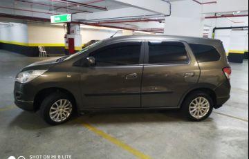 Chevrolet Spin LT 5S 1.8 (Aut) (Flex) - Foto #6
