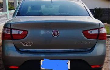 Fiat Grand Siena Essence 1.6 16V Dualogic (Flex) - Foto #1
