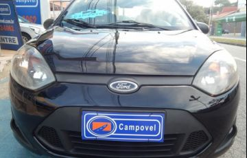 Ford Fiesta Sedan 1.6 MPI 8V Flex - Foto #1