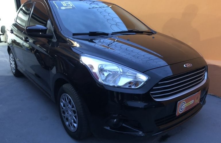 Ford Ka Sedan SE 1.0 (Flex) - Foto #1
