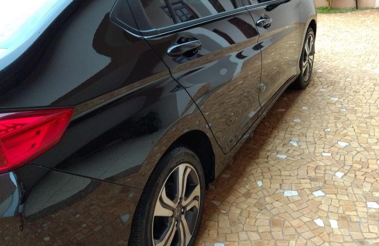 Honda City LX 1.5 CVT (Flex) - Foto #7
