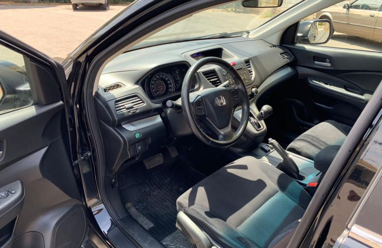 Honda CR-V LX 2.0 16v Flexone (Aut) - Foto #4