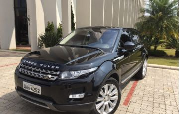 Land Rover Range Rover Evoque 2.2 SD4 Prestige Tech Pack