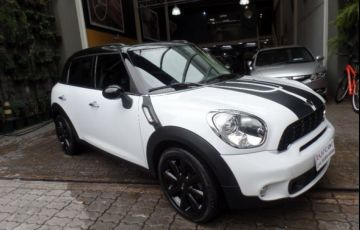 Mini Countryman S 1.6 16V Turbo