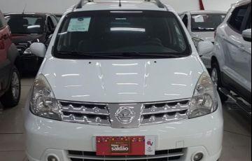 Nissan Livina SL 1.8 16V Flex