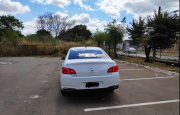 Peugeot 408 Business Pro 1.6 THP BVA (Flex) - Foto #3