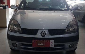 Renault Clio Sedan Privilége 1.6 16V Hi-Flex
