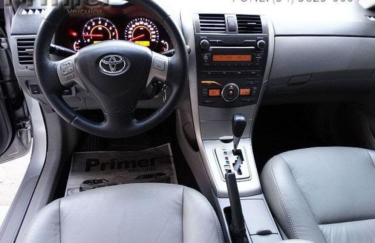 Toyota Corolla GLI 1.8 16V Flex - Foto #7