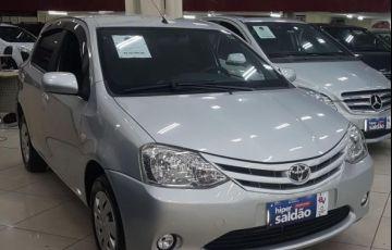Toyota Etios X 1.3 16V Flex - Foto #2