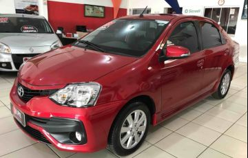 Toyota Etios Sedan XLS 1.5 (Flex) (Aut) - Foto #2